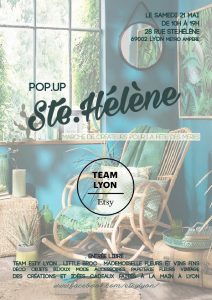 Pop Up Sainte Helene